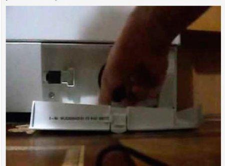 Стиральная машина Аристон - ремонт своими руками