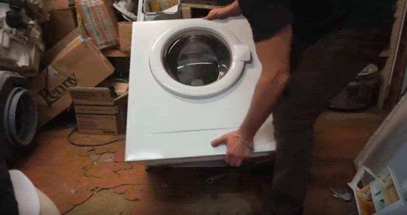 Как починить стиральную машину бош своими руками 98