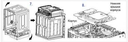 Как самостоятельно разобрать посудомоечную машину