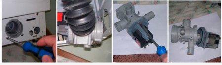 Стиральная машина Ардо – ремонт своими руками